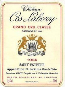Cómo interpretar las etiquetas de los vinos de Burdeos